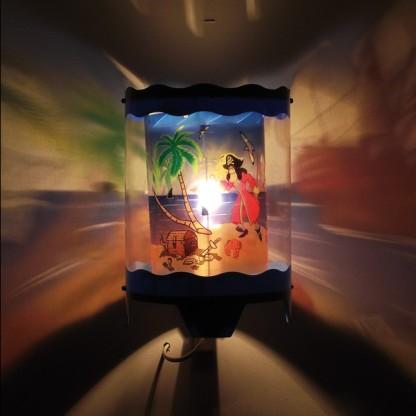 rotating lamp photo - 5