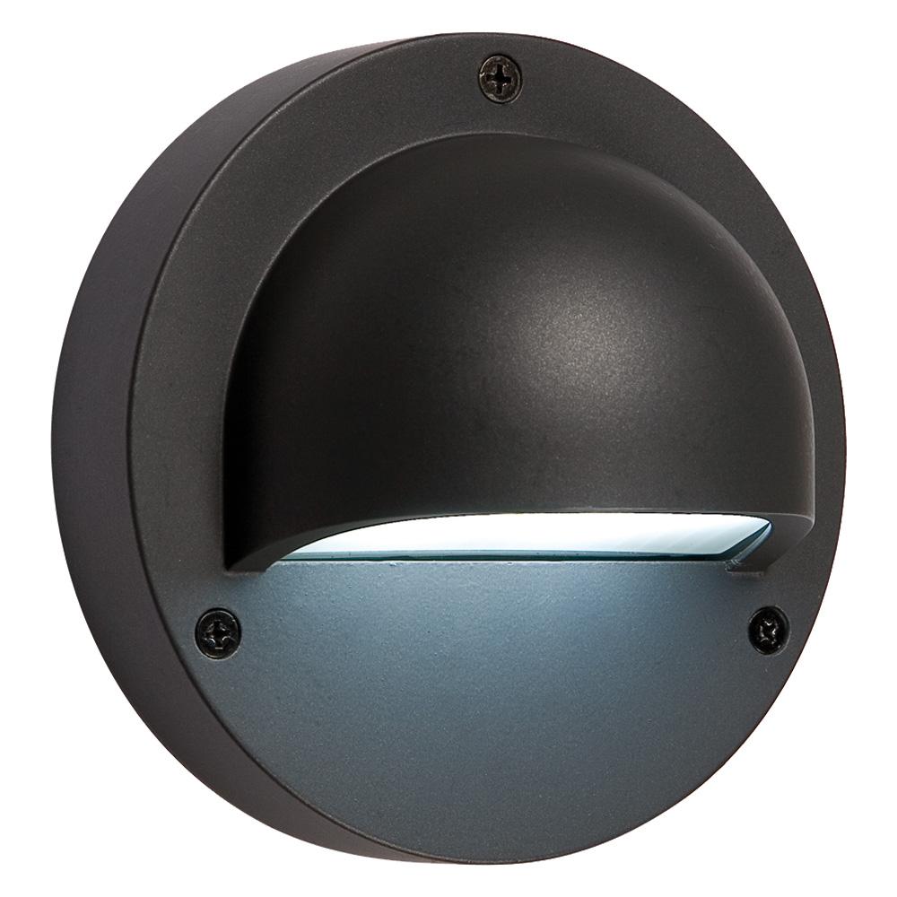 round outdoor lights photo - 6