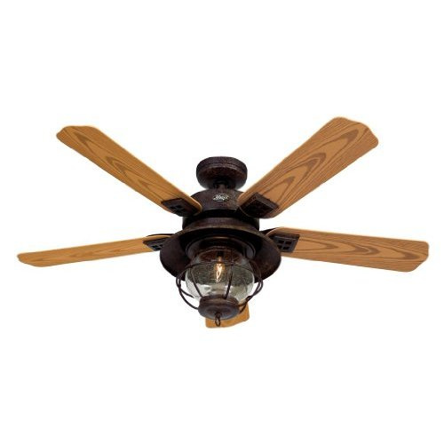rustic ceiling fans photo - 10