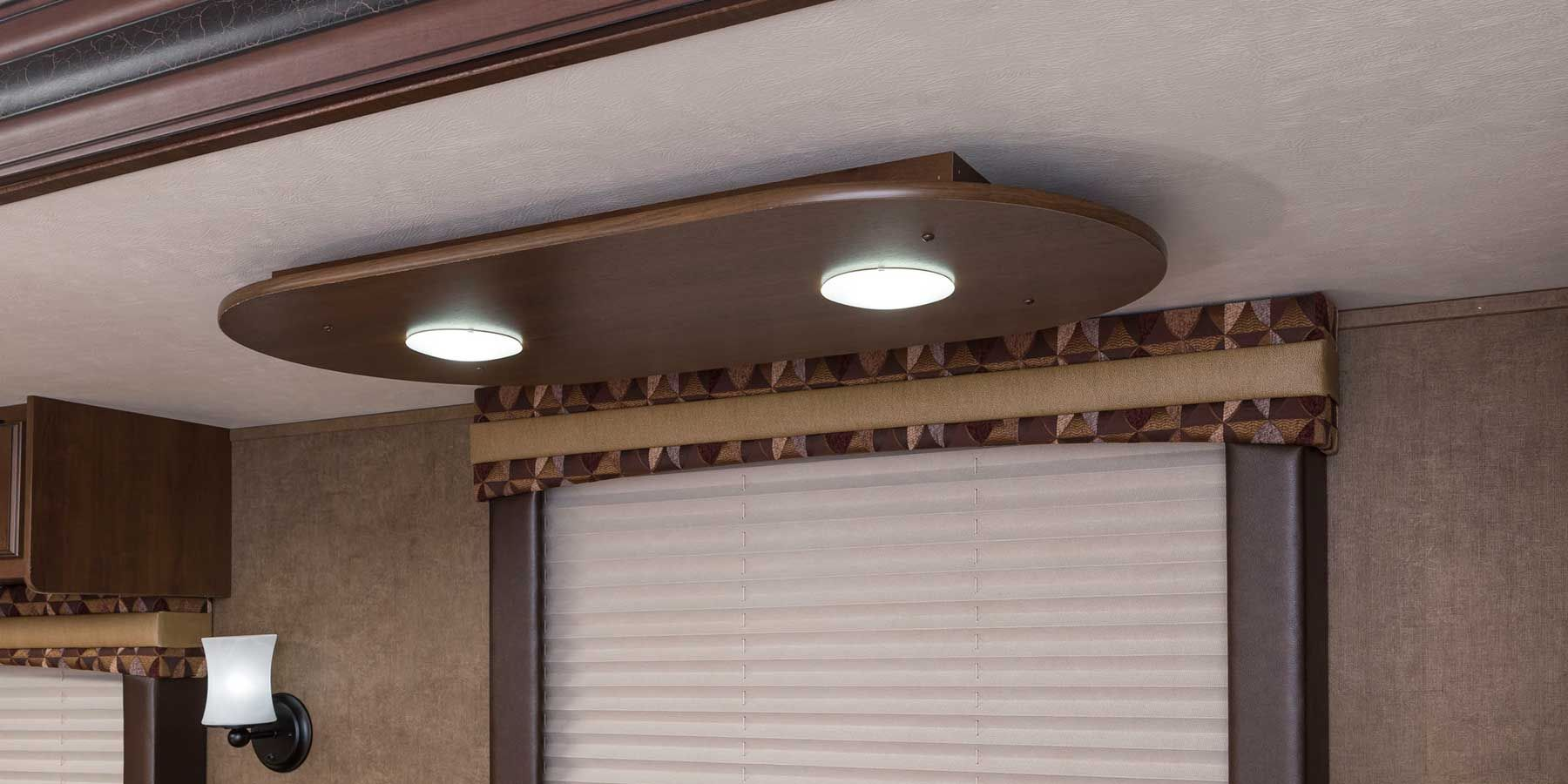 rv ceiling lights photo - 2