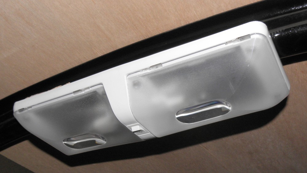 rv ceiling lights photo - 3