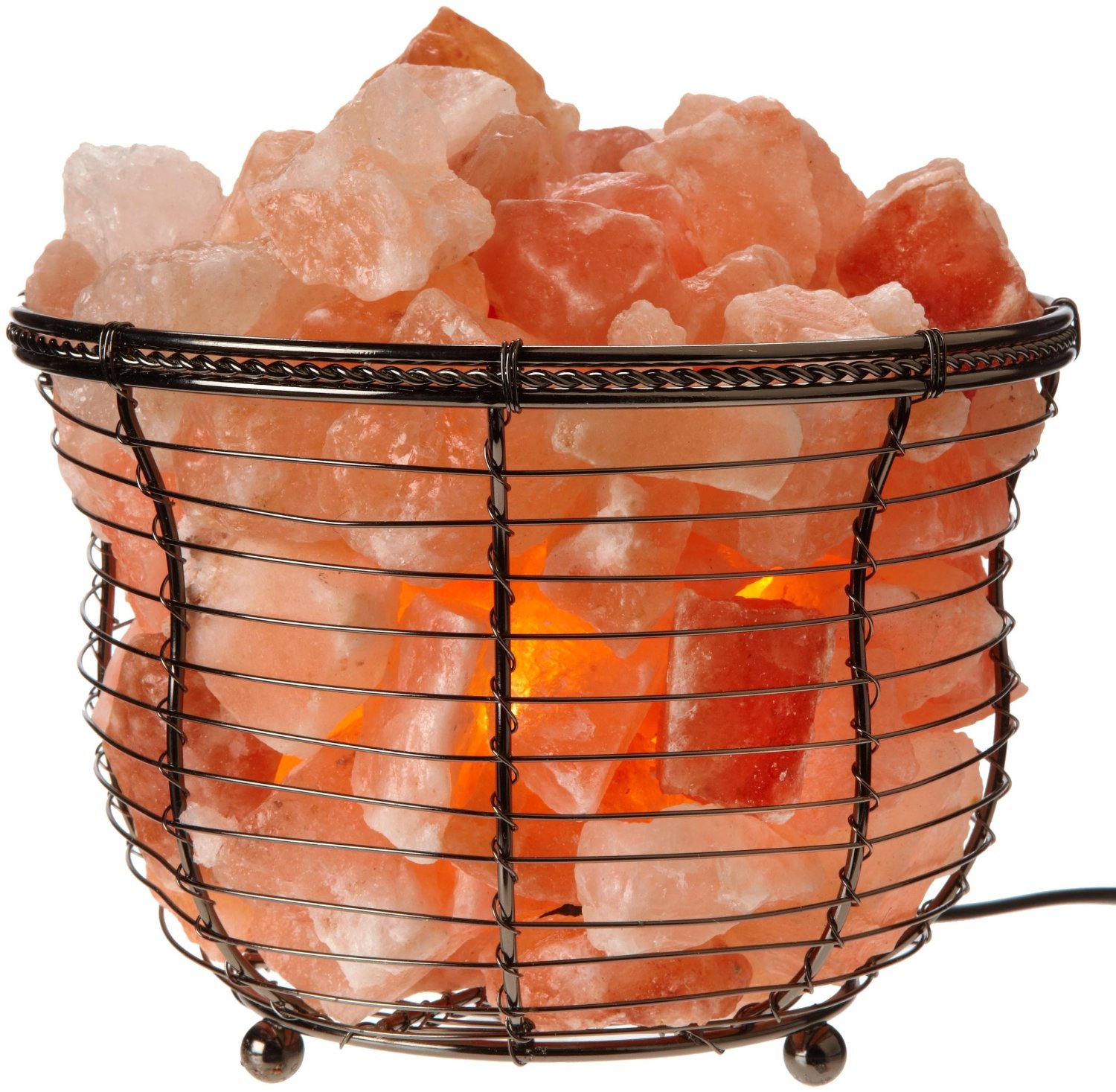 salt lamp photo - 9
