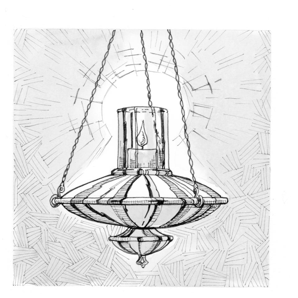 sanctuary lamp photo - 5