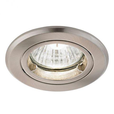 satin chrome ceiling lights photo - 7