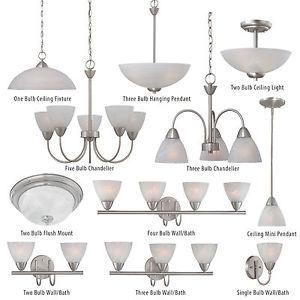 Satin Nickel Ceiling Light Fixtures: satin nickel ceiling lights photo - 1,Lighting