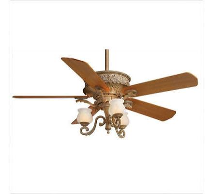 scandinavian ceiling fan photo - 7