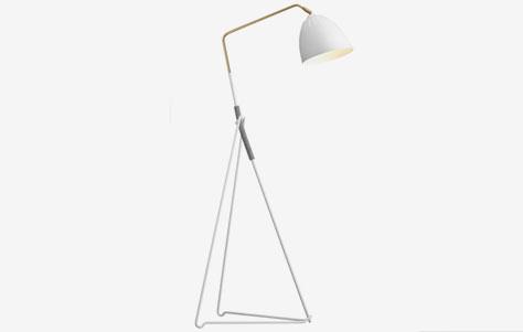 Scandinavian Floor Lamp: scandinavian floor lamp photo - 1,Lighting