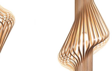 scandinavian floor lamp photo - 5