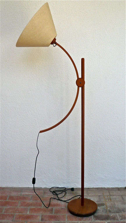 scandinavian floor lamp photo - 6