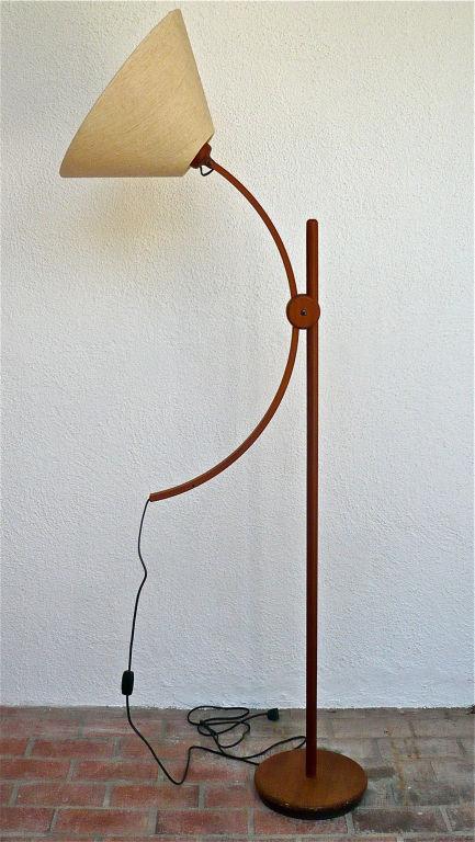scandinavian floor lamp photo - 6