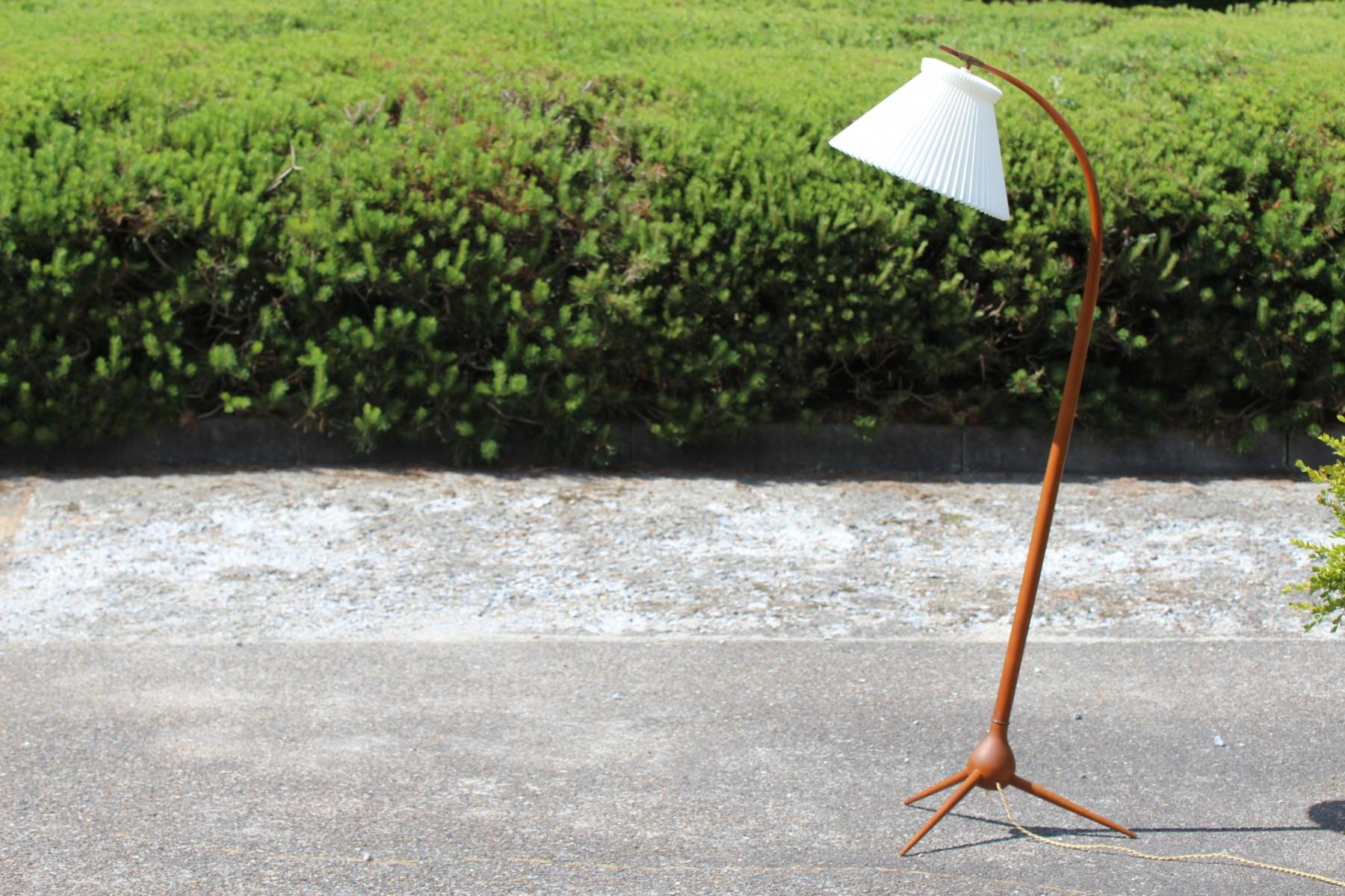 scandinavian floor lamp photo - 9