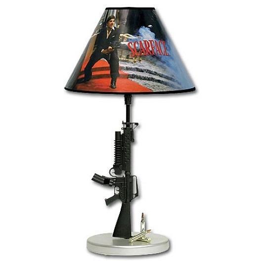scarface lamp photo - 1