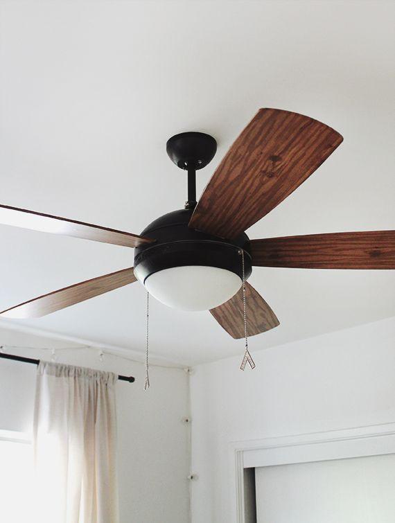 schoolhouse ceiling fan photo - 4