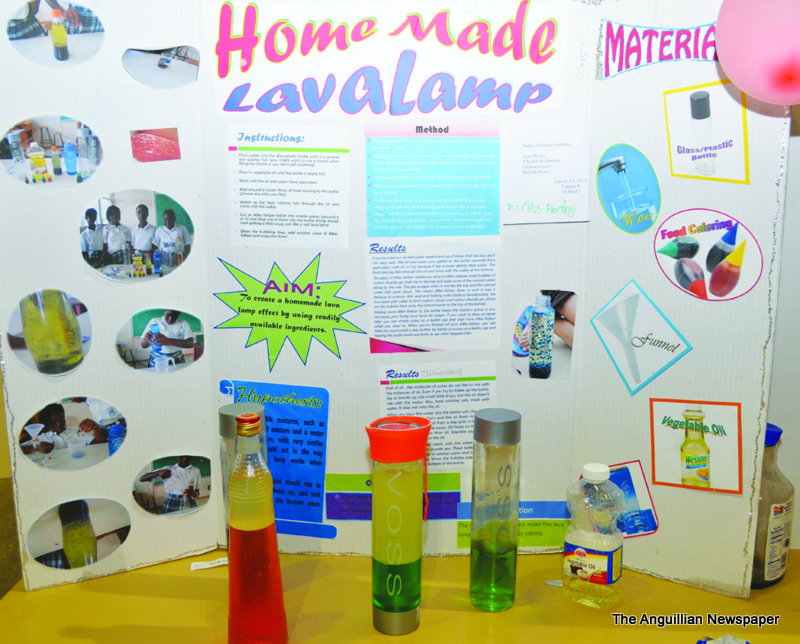 science fair lava lamp photo - 1
