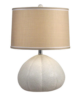 sea urchin lamp photo - 2