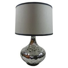 seagrass table lamp photo - 10