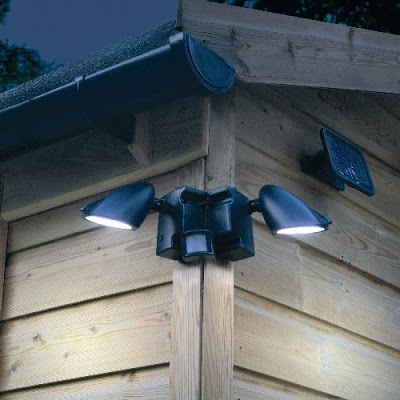 security outdoor lights photo - 10