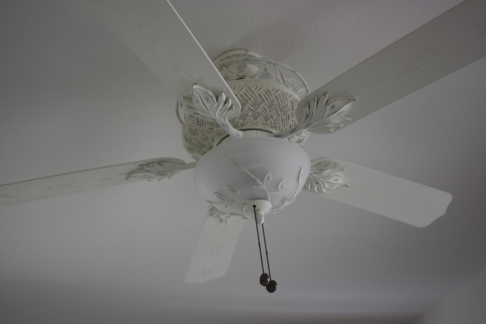 shabby chic ceiling fans photo - 1