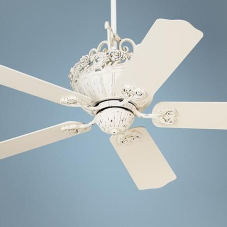 shabby chic ceiling fans photo - 4