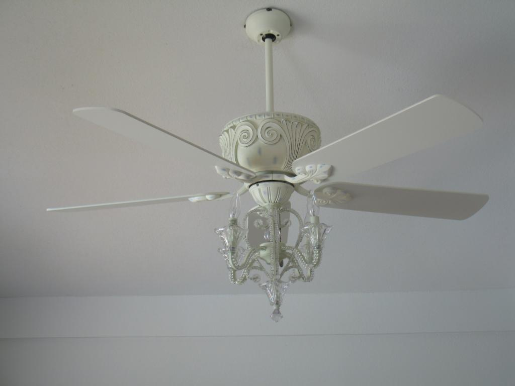 shabby chic ceiling fans photo - 5