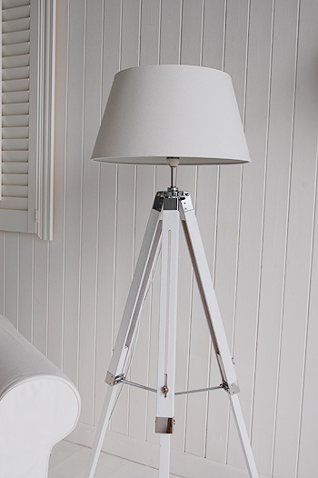 shabby chic floor lamps photo - 9