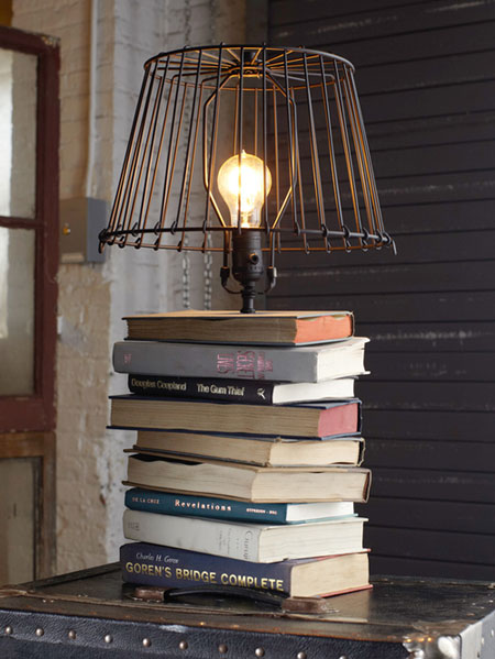 shabby chic table lamps photo - 2