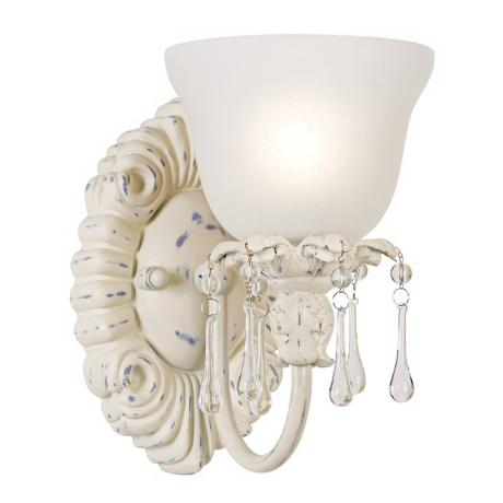 shabby chic wall light photo - 8