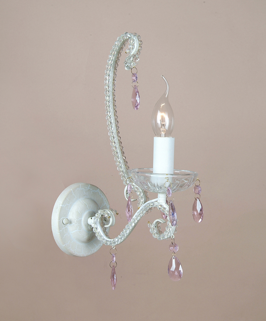 shabby chic wall light photo - 9
