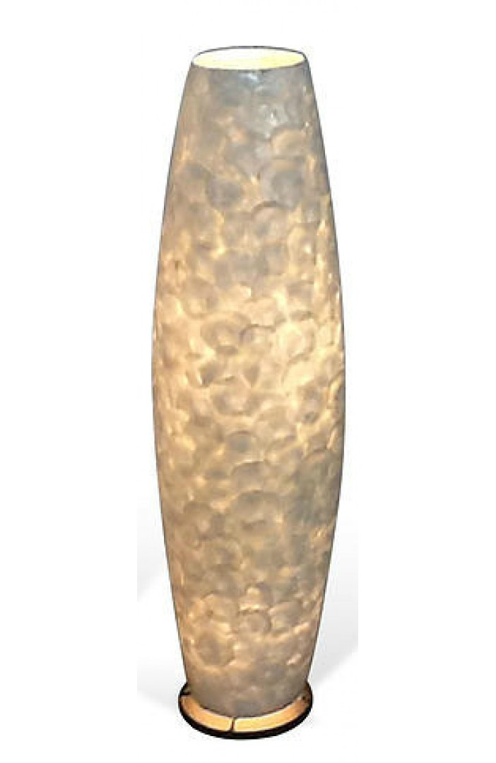 shell floor lamp photo - 5