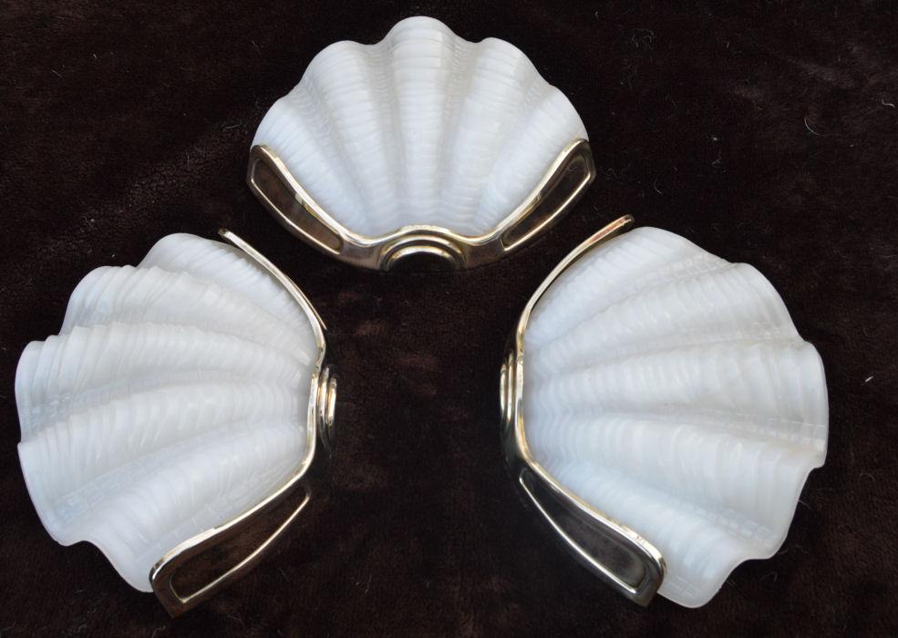 shell wall lights photo - 4