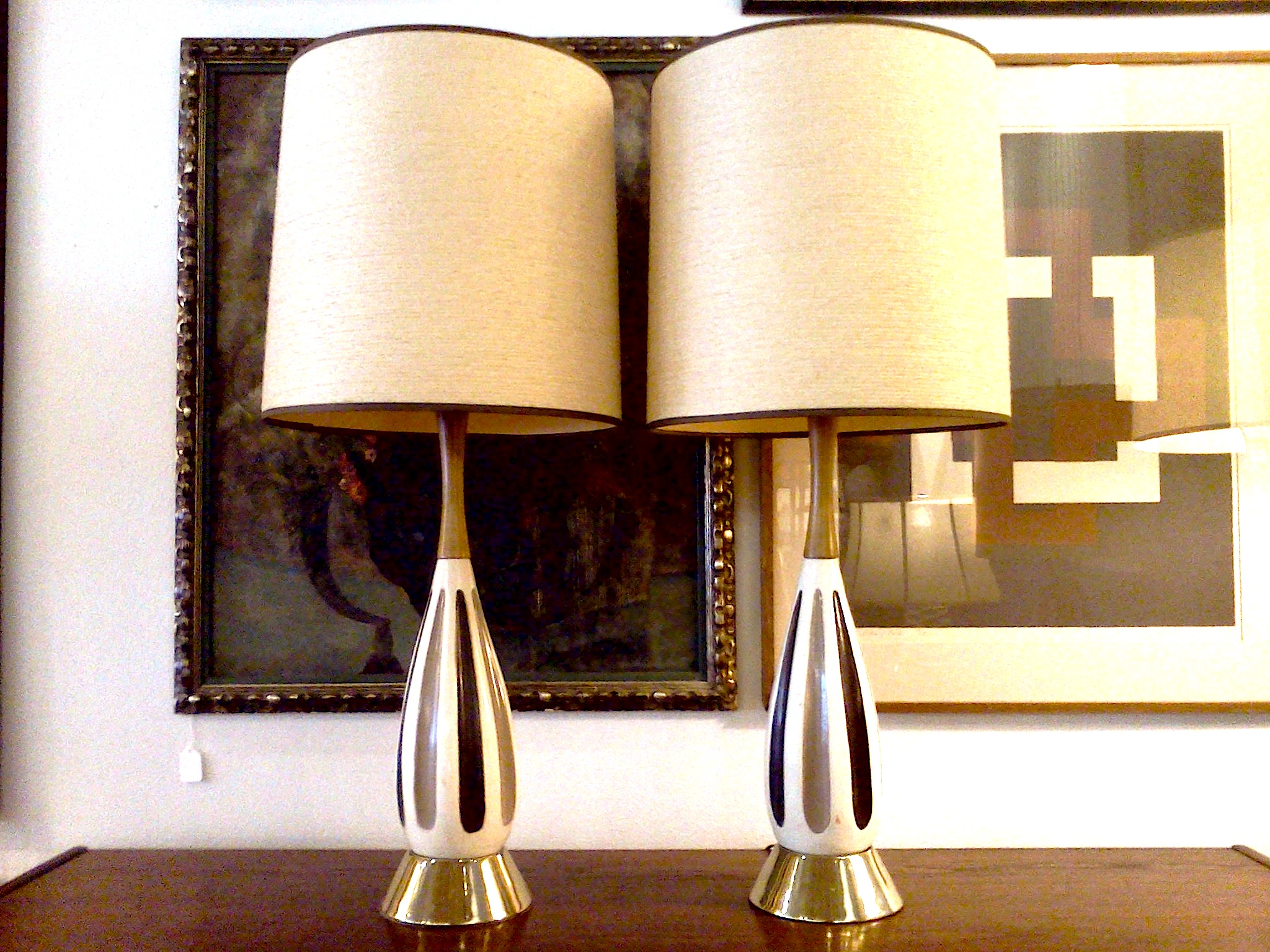 side table lamps photo - 2