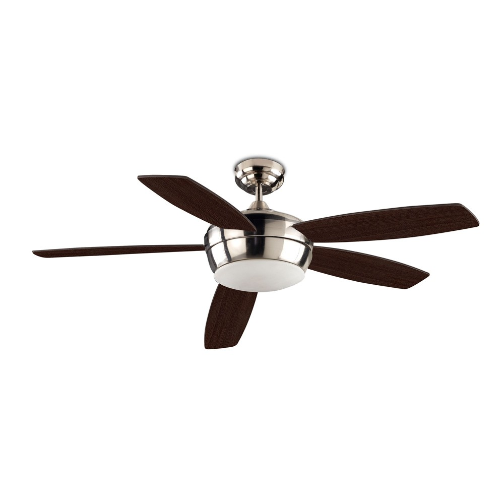 silver ceiling fans photo - 1
