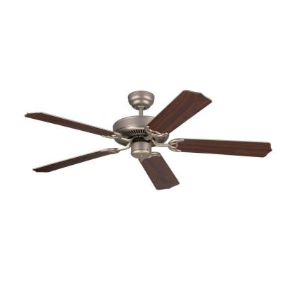 silver ceiling fans photo - 4