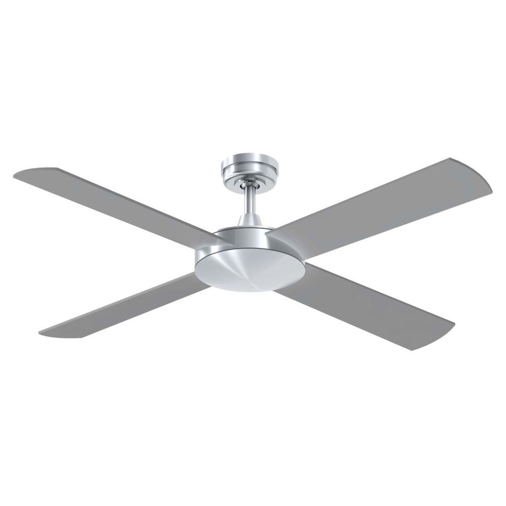 silver ceiling fans photo - 8