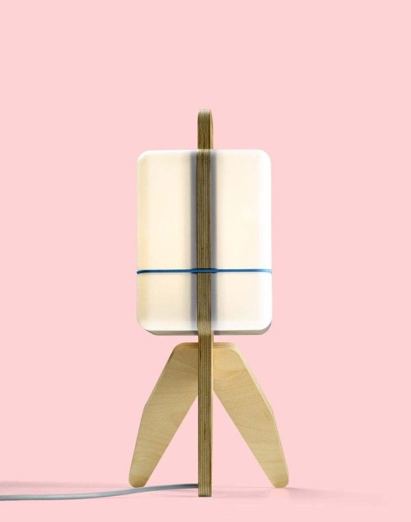 simple table lamp photo - 10