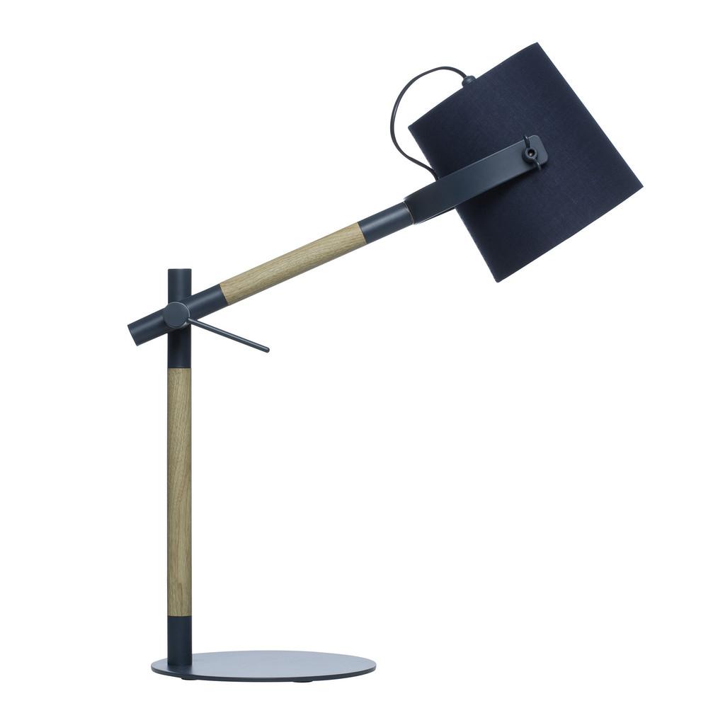slate table lamp photo - 1
