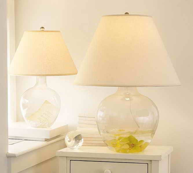 small bedside table lamps photo - 3