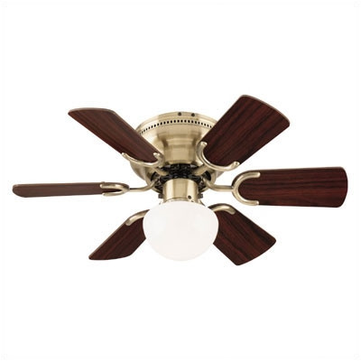 small blade ceiling fans photo - 10