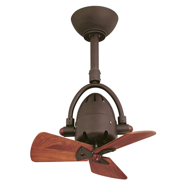 small blade ceiling fans photo - 5
