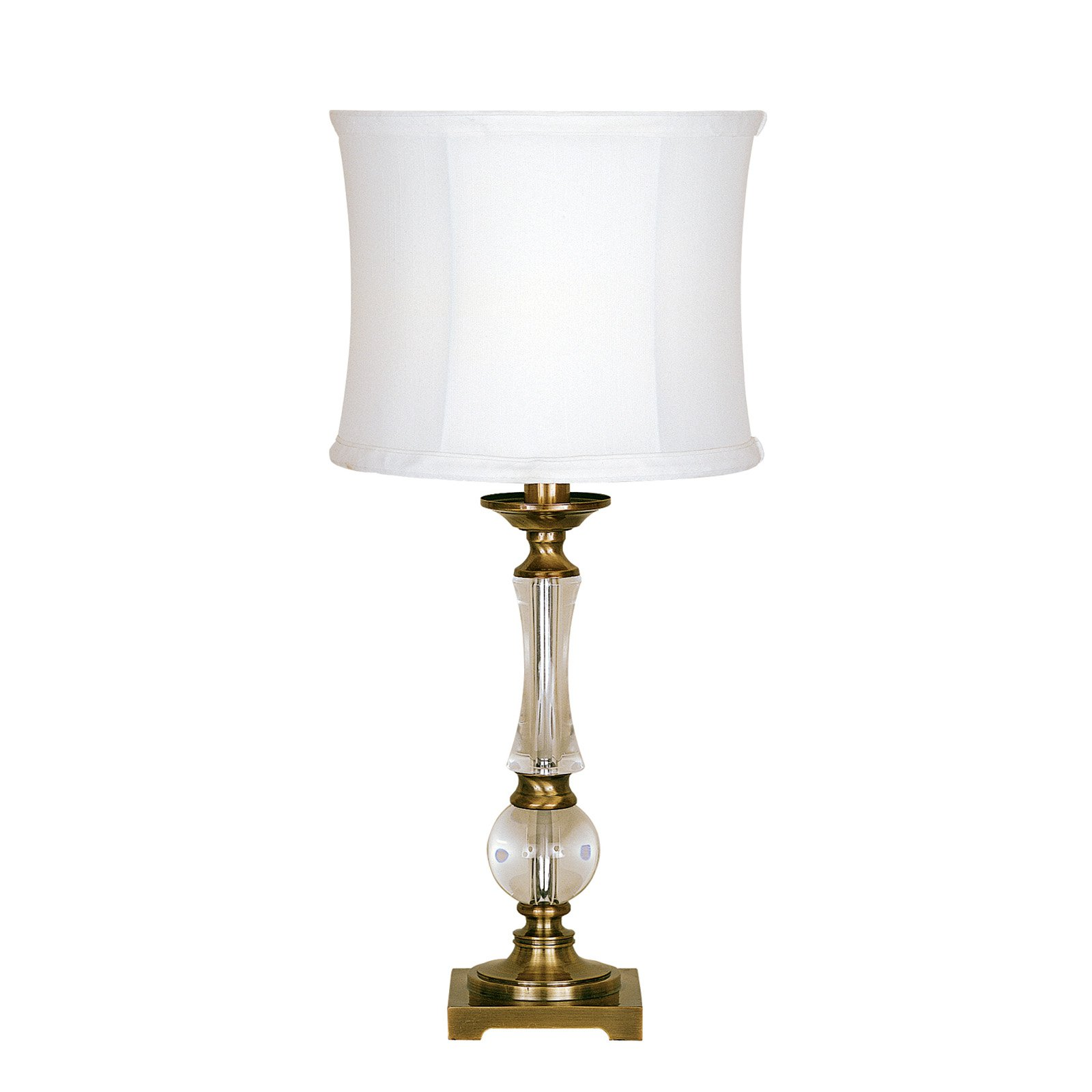 small crystal table lamps photo - 8