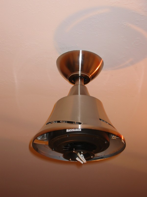 small kitchen ceiling fans photo - 5