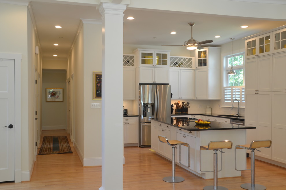 small kitchen ceiling fans photo - 7