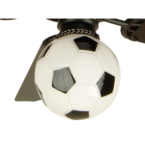 soccer ceiling fan photo - 1