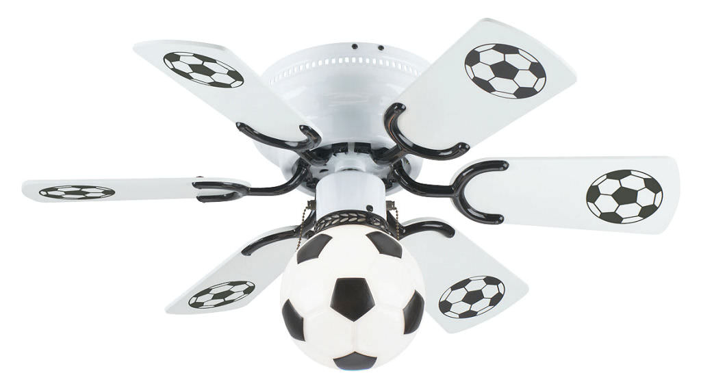 soccer ceiling fan photo - 2