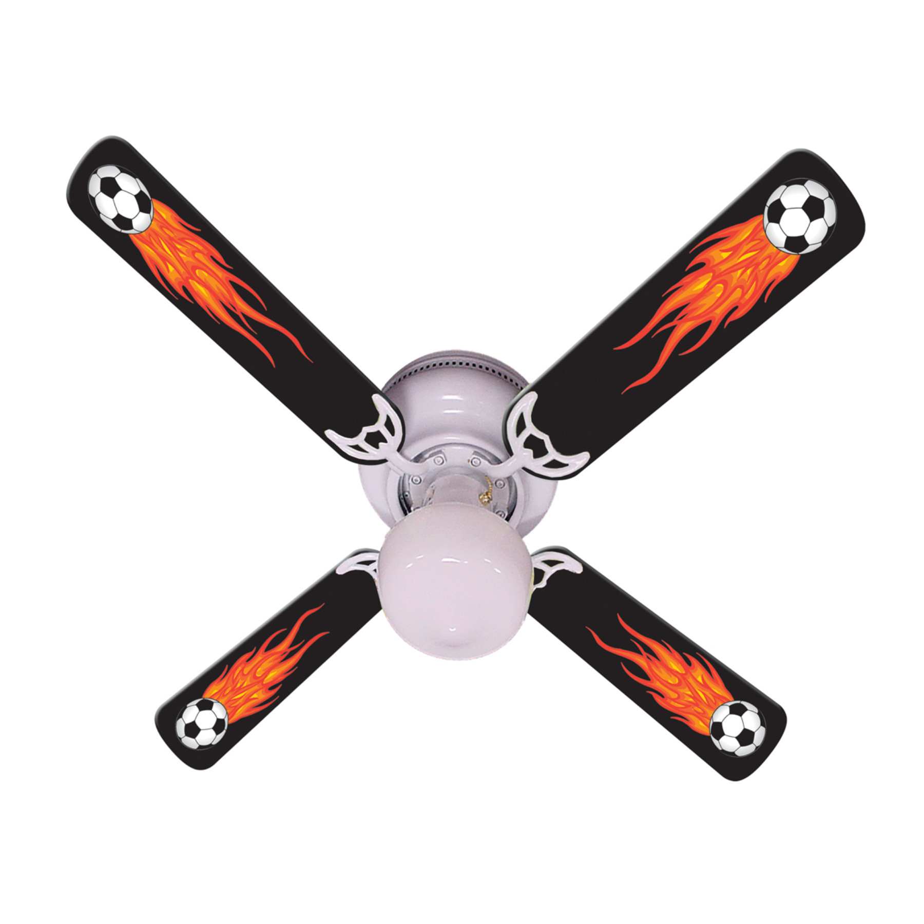soccer ceiling fan photo - 9