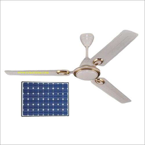 solar ceiling fans photo - 2