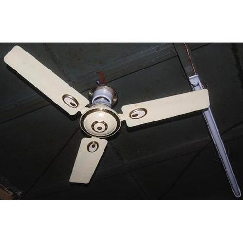 solar ceiling fans photo - 3