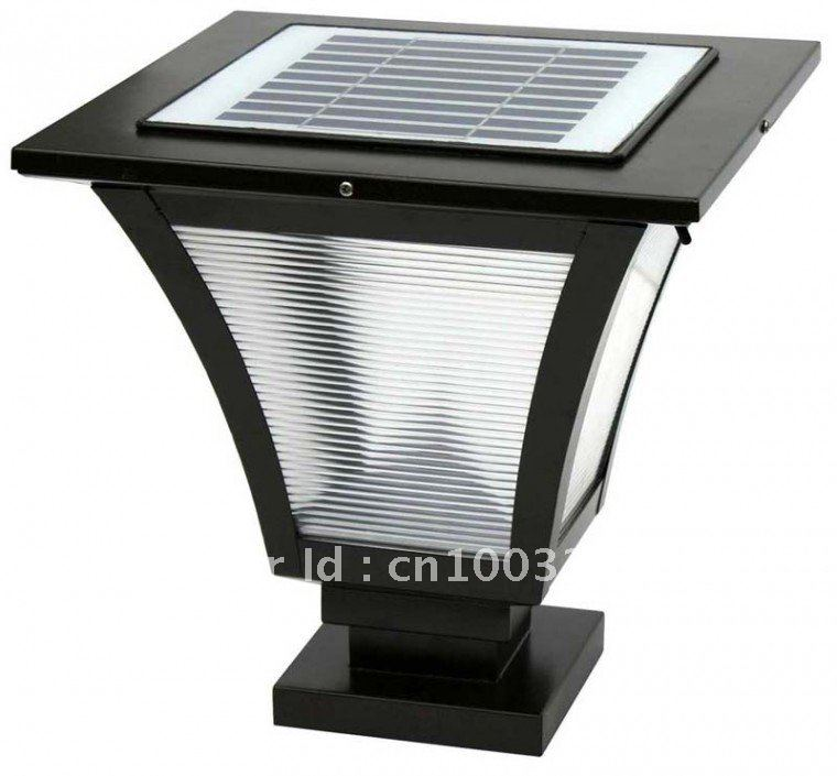 Solar led wall lights warisan lighting for Fixture exterieur led