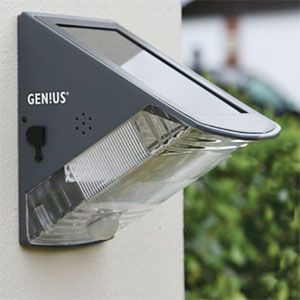 Attractive Solar Outdoor Wall Lights Photo   2