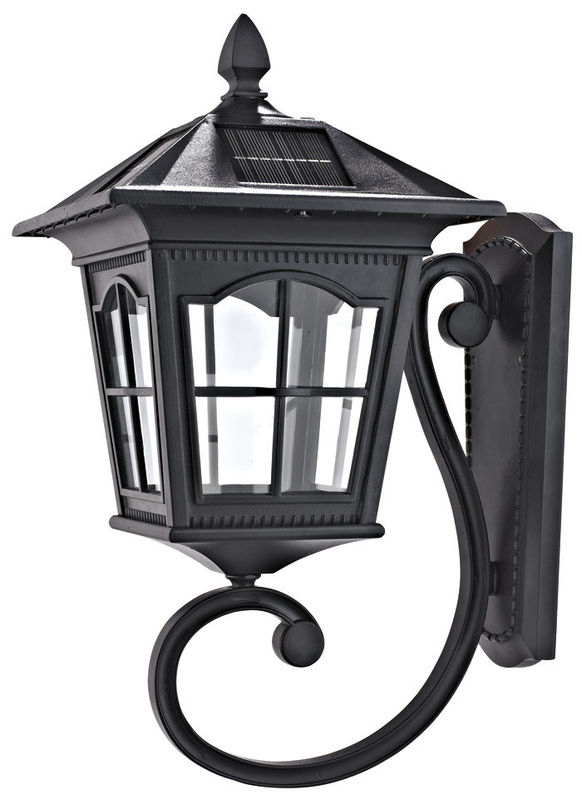 Solar Powered Outdoor Wall Lights Home Decor